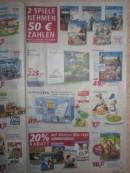 Real.de: Aktuelles Prospekt mit u.a. 2 PS4 Spiele für 50€ oder 20 % Rabatt auf div. Blu-rays