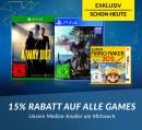 rebuy.de: 15 % Rabatt auf alle Games ab 20€ MBW (bis 11.04.18)