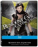 Amazon.it: Resident Evil: Apocalypse Steelbook [Blu-ray] und Resident Evil: Extinction Steelbook [Blu-ray] für je 4,82€ + VSK