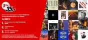 MediaMarkt.de: 3 Vinyl-Schallplatten für 35€ inkl. VSK (gültig bis 03.04.2018)