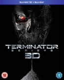 Zoom.co.uk: Terminator Genisys (3D Edition with 2D Edition) [Blu-ray] für 5,75€ inkl. VSK