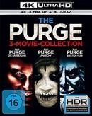 Blacklava.at: 50% Sale z.B. The Purge – Trilogy (3 4K Ultra HD) (+ 3 Blu-ray 2D) für 24,99€ + VSK