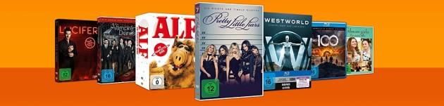 Amazon.de: Serien & Box-Sets reduziert und 2 kaufen, 20% sparen – 3 kaufen, 30% sparen (bis 20.05.18)