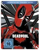 Amazon.de: Deadpool Steelbook [Blu-ray] für 12,74€ und Deadpool [Blu-ray] für 5,94€