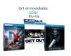 Amazon.es: 2für1 Sony-Aktion auf Blu-rays mit z.B. Barry Seal & Get Out Steelbooks für 24,99€ + VSK