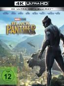 [Vorbestellung] Zoom.co.uk: Black Panther (4K Ultra HD + Blu-ray) für 26,79€ inkl. VSK