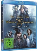 Amazon.de: Pirates of the Caribbean – Salazars Rache [Blu-ray] und Guardians of the Galaxy 2 [Blu-ray] für je 11,24€ + VSK