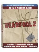[Vorbestellung] Buecher.de: Deadpool 2 [Blu-ray] [Limited Edition] für 26,99€ inkl. VSK