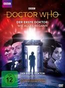 [Fotos] Doctor Who – Das Kind von den Sternen (Digipack-Edition mit Sammelschuber) (DVD)