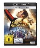 Amazon & MediaMarkt.de: Greatest Showman [4K Ultra HD Blu-ray + Blu-ray] für 14,90€ + VSK