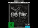 MediaMarkt.de: Harry Potter Jahre 1-4 (Exklusiv)  [4K Ultra HD Blu-ray] für 65,99€ + 1,99€ VSK