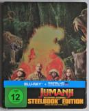 [Review] Jumanji (2017) – Steelbook Edition