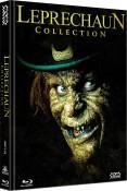 [Vorbestellung] Amazon.de: Leprechaun Collection [5 Blu-ray] Uncut auf 500 Stück limitiertes wattiertes Mediabook für 71,71€ inkl. VSK
