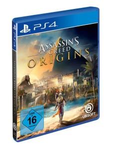 Neuer Prospekt mit u.a. Assassins Creed Origins