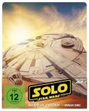 CeDe.de: Solo: A Star Wars Story 3D Steelbook für 13,49€ inkl. VSK