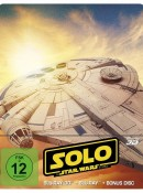 Amazon.de: Solo: A Star Wars Story 3D Steelbook für 16,14€ + VSK