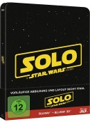 [Vorbestellung] CeDe.de: Solo: A Star Wars Story 3D Steelbook für 24,99€ inkl. VSK