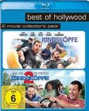 Amazon.de: Kindsköpfe/Kindsköpfe 2 – 2 Movie Collector's Pack [Blu-ray] für 5,94€ + VSK