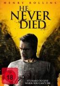 Thalia.de: He never died (Mediabook) [Blu-ray + DVD] für 5,86€ inkl. VSK