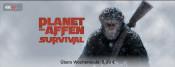 iTunes: Div. 4K Titeln wie z.B. Planet der Affen – Survival für 6,99€