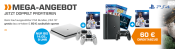 Saturn.de: Mega Angebot – PS4 500 GB kaufen und FIFA 18 gratis dazu + 60€ Direktabzug (bis 14.05.18)