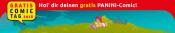 Paninishop.de: Gratis Comic Tag am 12.05.18