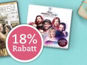 Thalia.de: 15% Rabatt auf DVD und Blu-ray Filme (Nur heute)