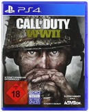Buecher.de Call of Duty WWII [PS4/XBox One] für je 22,99€ inkl. VSK