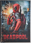 [Review] Deadpool – Limited Mediabook (Cover B)