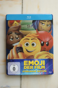 [Fotos] Emoji – Der Film – Steelbook