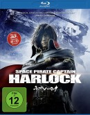 Amazon.de: Space Pirate Captain Harlock (inkl. 2D-Version) [3D Blu-ray]  für 7,99€ + VSK