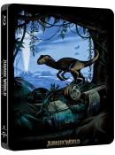 [Vorbestellung] Amazon.it: Jurassic World 2: Il Regno Distrutto – Steelbook [4K-UHD + Blu-ray] 37,90€ + VSK
