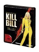 Amazon.de: Kill Bill: Volume 1+2 – Steelbook [Blu-ray] für 7,99€ inkl. VSK