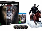 Amazon.de: Planet der Affen Trilogie – Special-Edition mit Caesar Figur (exklusiv bei amazon.de) [Blu-ray] [Limited Collector's Edition] für 77,30€ inkl. VSK