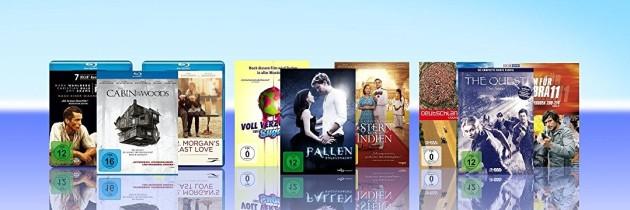 Amazon.de: 3 Blu-rays für 18 EUR & Disney Classics 3 kaufen – 2 bezahlen (bis 24.06.18)