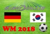 [Gewinnspiel] Bluray-Dealz.de: WM 2018 Tippspiel – Deutschland : Südkorea (27.06.18)