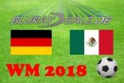 [Gewinnspiel] Bluray-Dealz.de: WM 2018 Tippspiel – Deutschland : Mexiko (17.06.18)