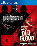 Amazon.de / Saturn.de / MediaMarkt.de: Wolfenstein The New Order & The Old Blood [PlayStation 4] für 19€ inkl. VSK