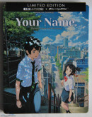 [Review] Your Name – Mega Review – Teil 1: Limited Edition 4K Steelbook