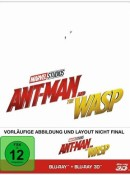 [Vorbestellung] CeDe.de: Ant-Man and the Wasp Steelbook (Blu-ray 3D + Blu-ray) für 24,99€ inkl. VSK