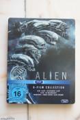 [Fotos] Alien 1-6 Collection (Steelbook)