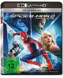 Amazon.de: Blitzangebote 10.07.2018, u.a. mit The Amazing Spider-Man 2 – Rise of Electro (4K Ultra HD)] [Blu-ray] für 16,37€