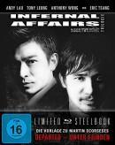 OFDb.de: Infernal Affairs 1-3 – Trilogie – Uncut/Steelbook [Blu-ray] [Limited Edition] für 16,98€ + VSK