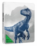 [Vorbestellung] Amazon.it: Jurassic World 2: Il Regno Distrutto – Steelbook [4K-UHD + Blu-ray] 37,90€ + VSK