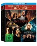 Alphamovies.de: Neue Angebote mit The Da Vinci Code Trilogie für 13,94€ & Molly's Game [Blu-ray] für 9,94€ + VSK