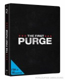[Vorbestellung] Amazon.de: The First Purge – Limited Steelbook [Blu-ray] für 24,99€ + VSK