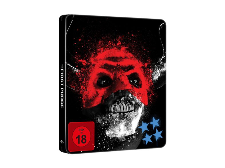 The-First-Purge-(Steelbook)-[Blu-ray]