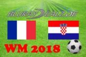[Gewinnspiel] Bluray-Dealz.de: WM 2018 Tippspiel – Finale Frankreich : Kroatien (15.07.18)