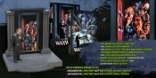 Alphamovies.de: WAXWORK – Mediabook (Sciotti Motiv) + Büste Lim. 333 Stück [Blu-ray] für 44,94€ inkl. VSK
