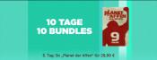 iTunes: Dealsammlung darunter 10 Tage / 10 Bundles